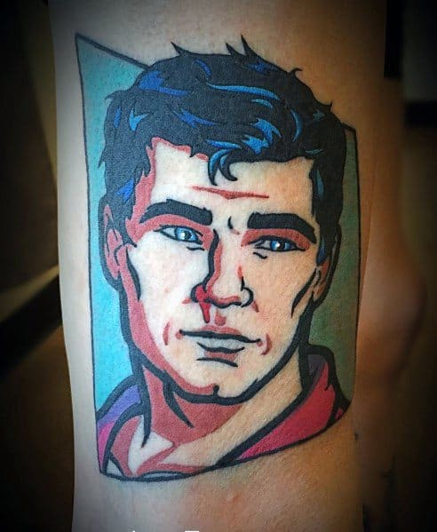Archer Tattoo Designs For Gentlemen On Arm