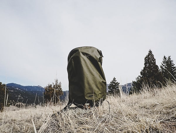 Arcteryx Granville 16 Zip Backpack Outdoor Field Testing