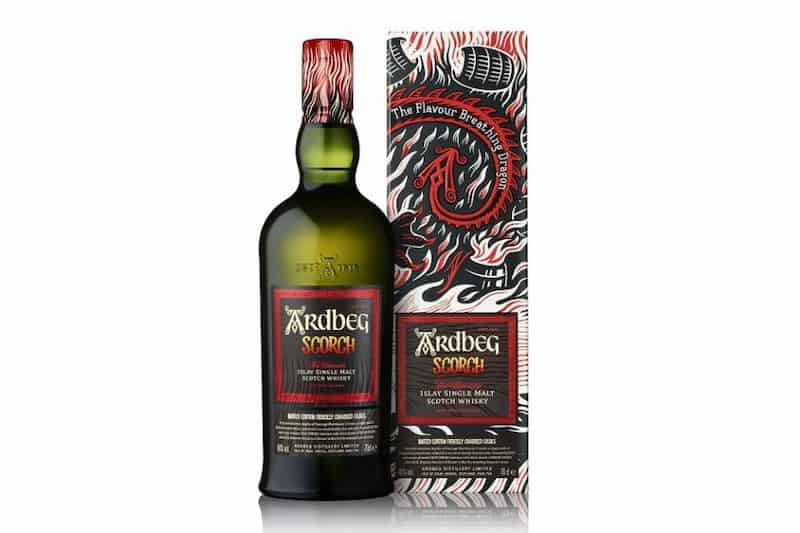 Ardberg Announce Limited Edition Scorch Expression