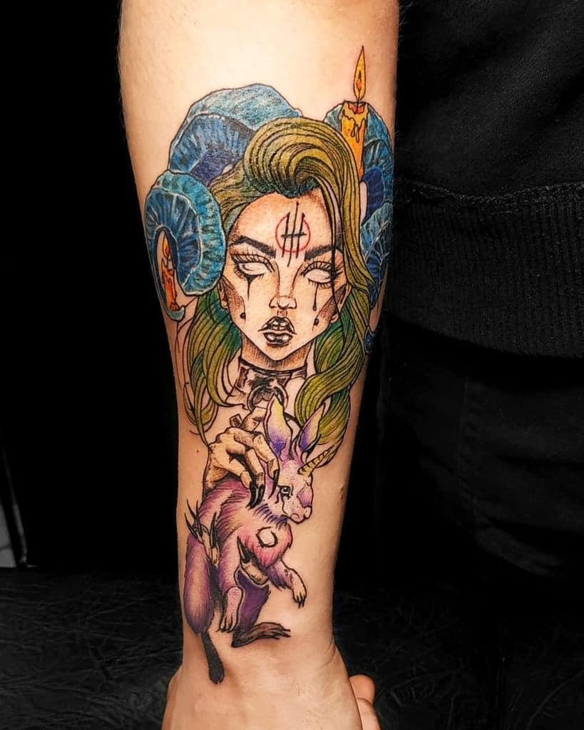 arm alice in wonderland tattoos ap_fox_point