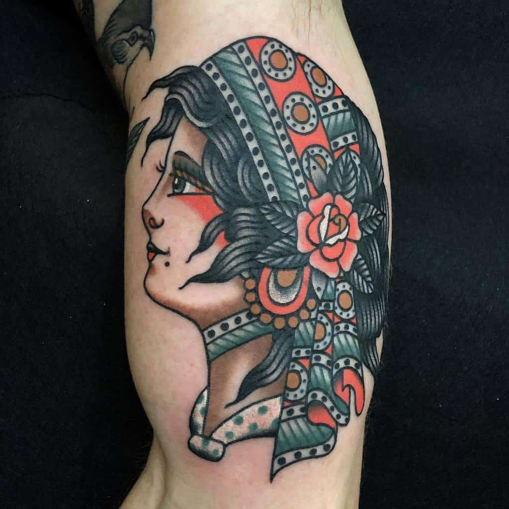 arm gypsy rose tattoos jake_thorsell