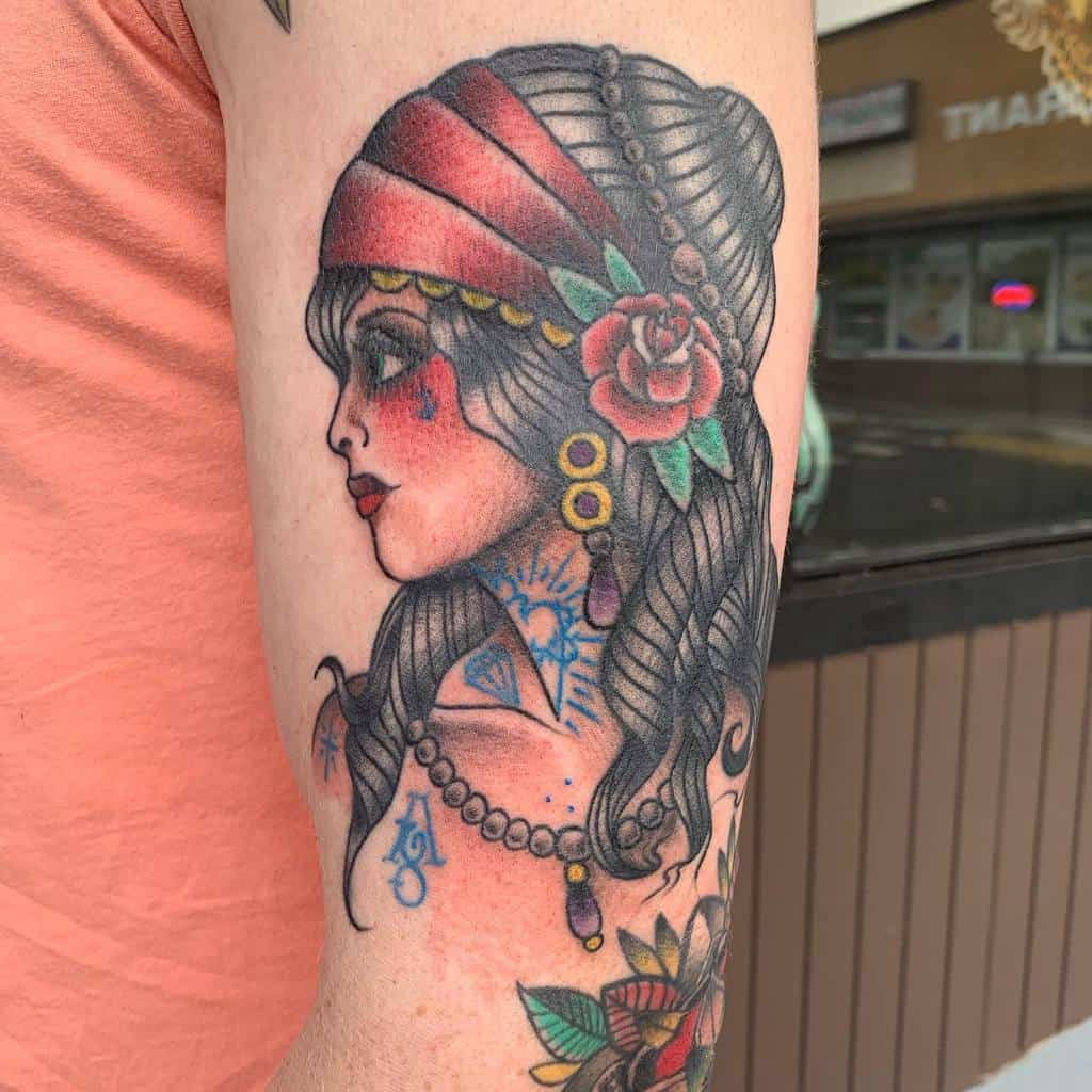 arm gypsy rose tattoos sinful_skin.rm