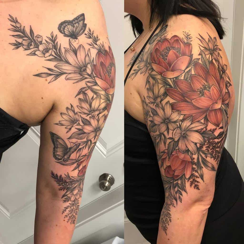 Top 55 Best Jasmine Flower Tattoo Ideas 2020 Inspiration Guide Newsbaza