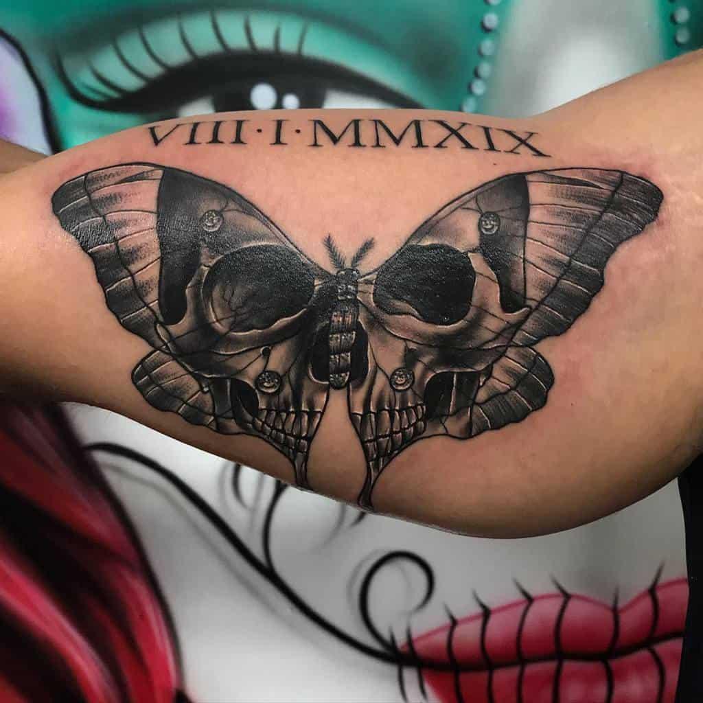 Arm Luna Moth Fn Monte97