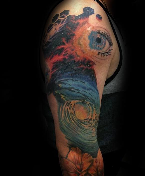 nebula tattoo designs - photo #41