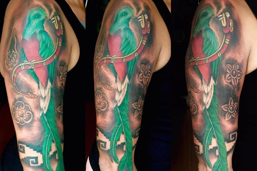 Top 80+ Best Quetzal Tattoo Ideas – [2021 Inspiration Guide]