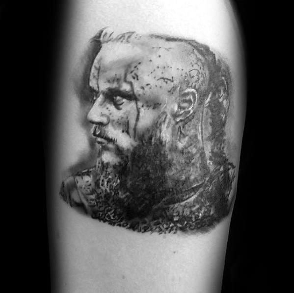 Arm Ragnar Guys Tattoo Ideas