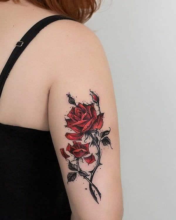 arm-rose-vine-tattoos-lindachristinefisher