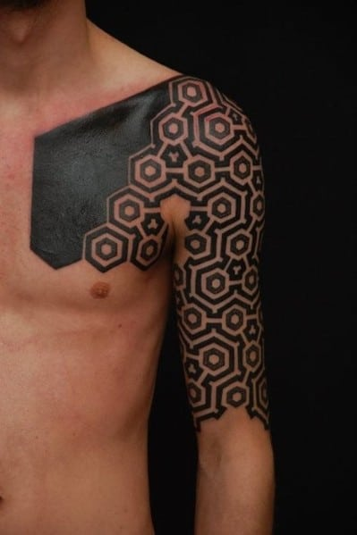 70 armband tattoo designs for men masculine ink ideas - Top 50 Best Tattoo Ideas And Designs For Men Next Luxury