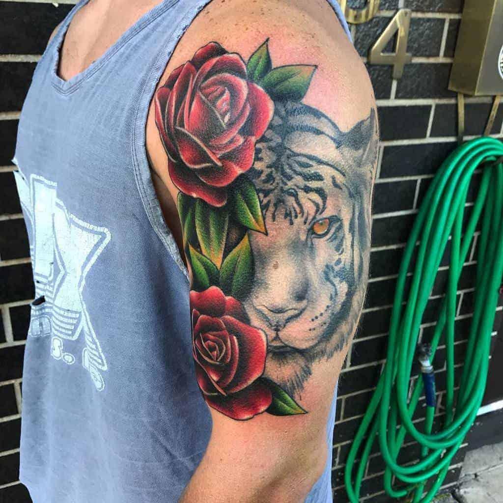 arm-tiger-rose-tattoos-bentowers_tattoo