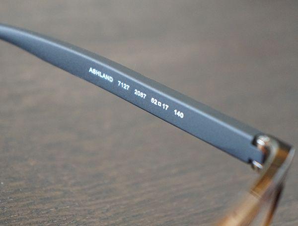 Arnette Ashland An7127 Side Of Frame Glasses