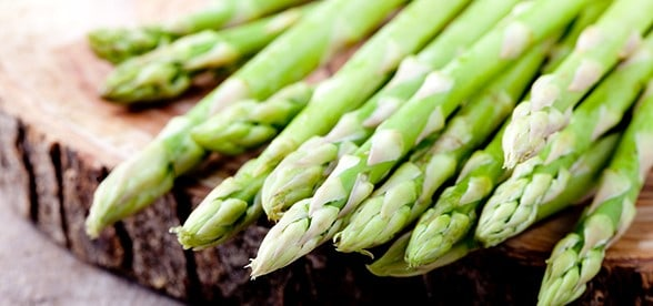 Asparagus Bodybuilding Pre Workout Meal
