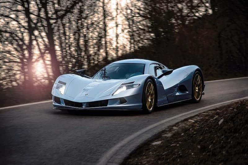 The Aspark Owl is the World's Fastest Electric HyperCar