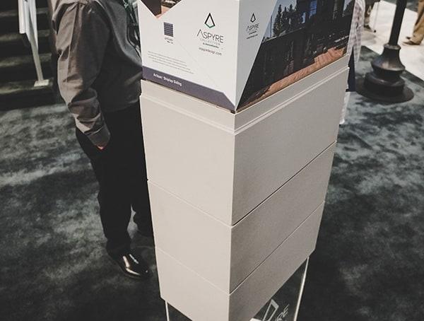 Aspyre Modern Cladding 2019 Nahb Show