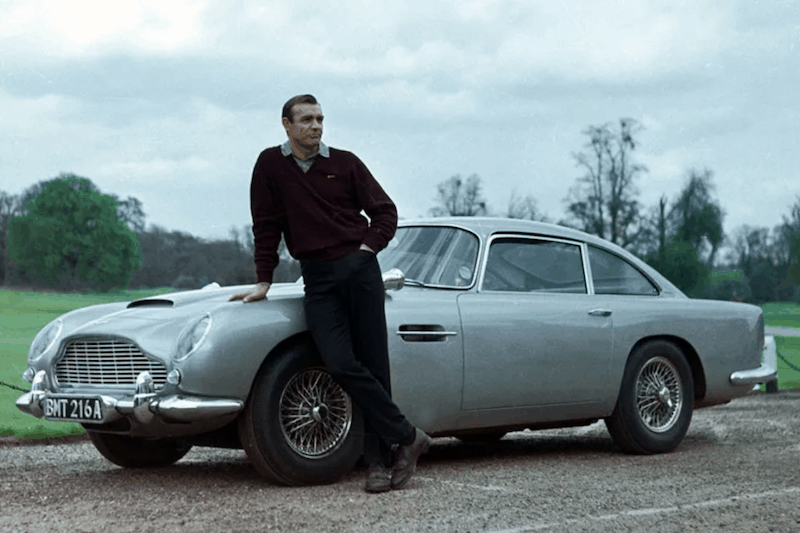The 10 Greatest Movie Cars of All Time
