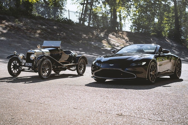 Aston Martin Releases Limited Edition Vantage Roadster