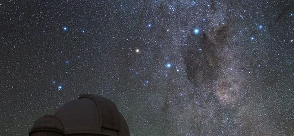 Atacama Desert Stars