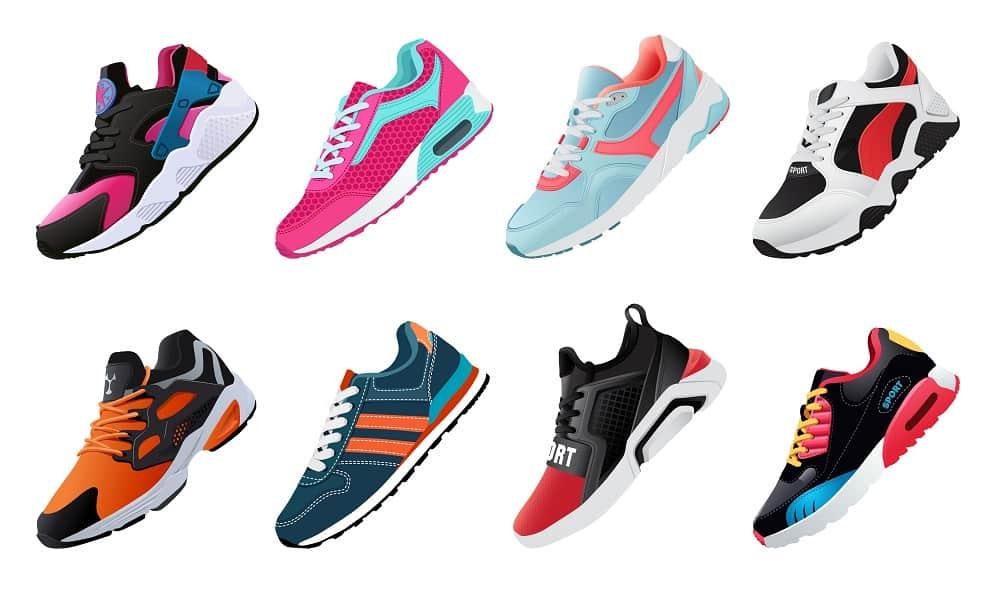 Athletic Shoe Brands for Men – Buyer's