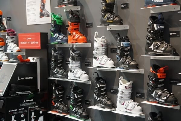 Atomic Ski Boots Outdoor Retailer 2018