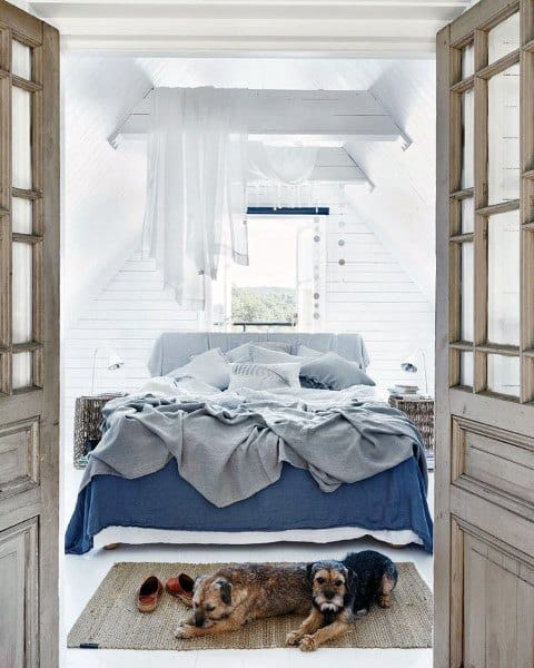 Attic Bedroom Color Ideas