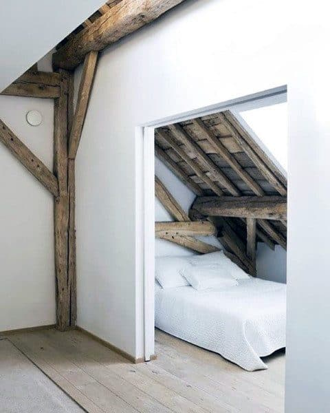 Attic Bedroom Decorating Ideas