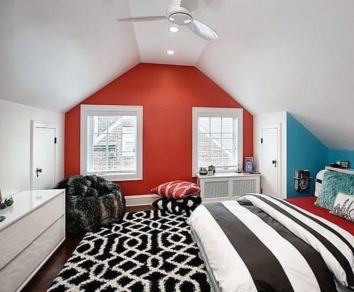 Attic Bedroom Furniture Ideas
