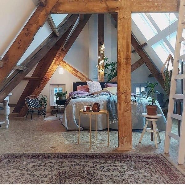 Attic Bedroom Remodel Ideas