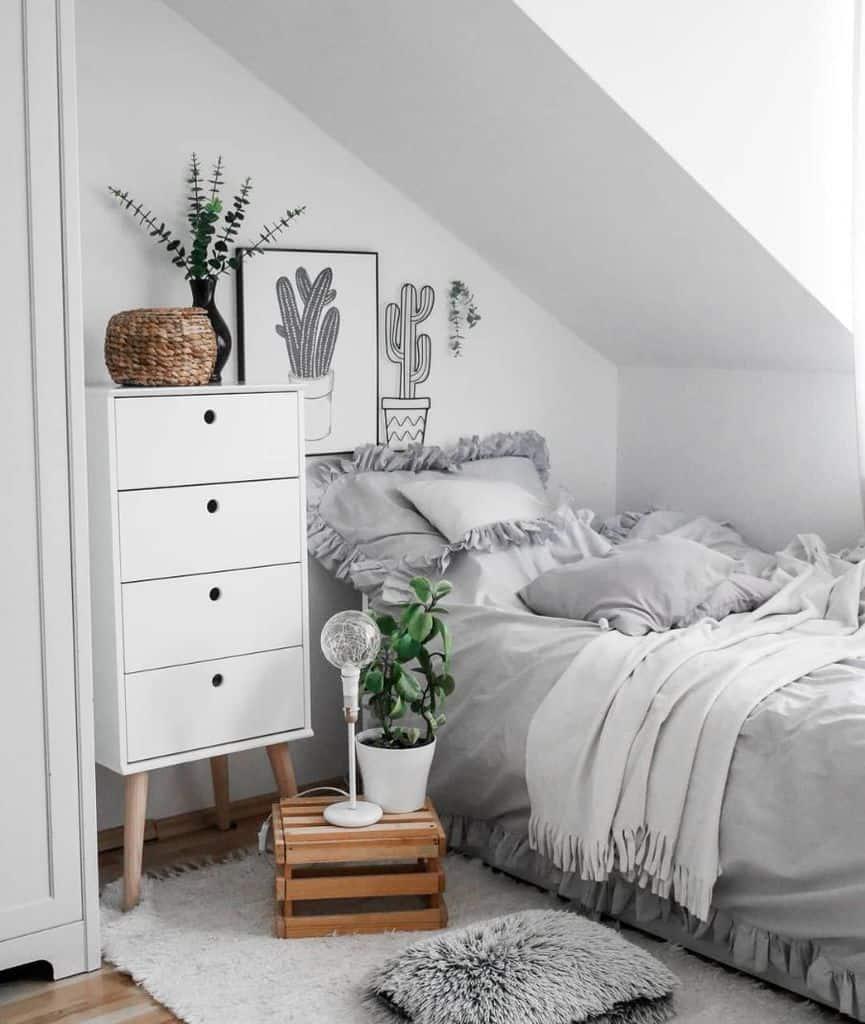 attic cute bedroom ideas my_home_creativity