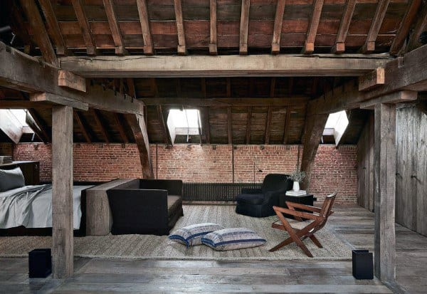 Attic Decorating Ideas Bedroom
