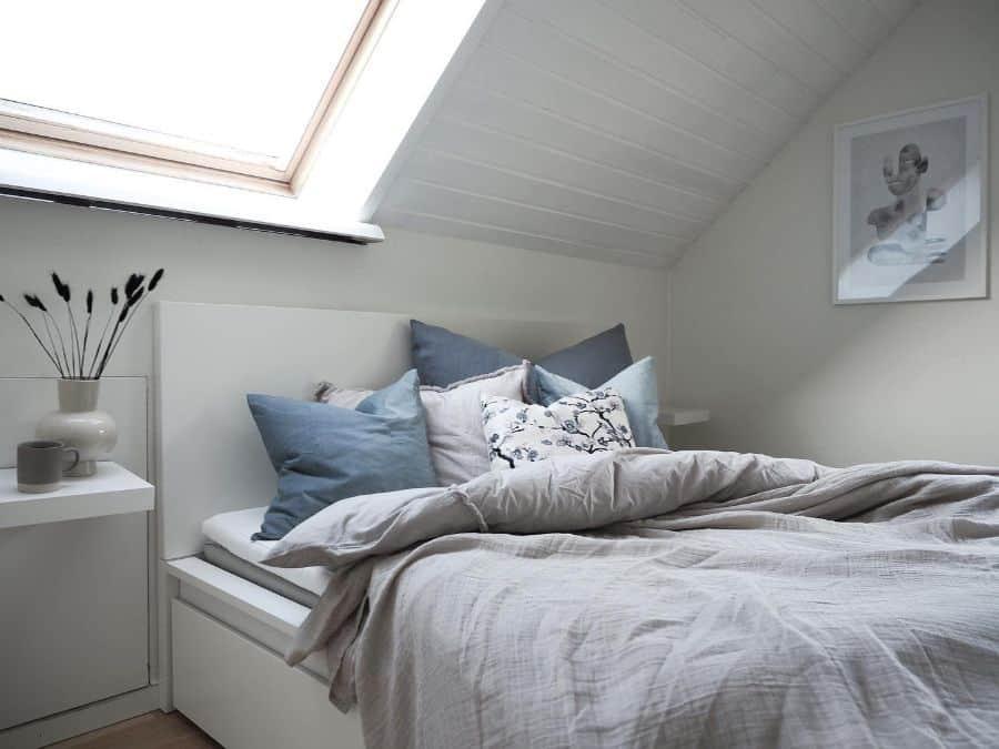 Attic Room Loft Room Guest Bedroom Ideas Casa Caroline