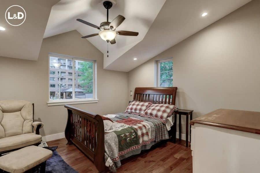 Attic Room Loft Room Guest Bedroom Ideas Ldconstructiondenver