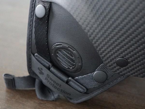 Audi Ready Sweet Protection Grimnir Ii Te Mips Ear Covers