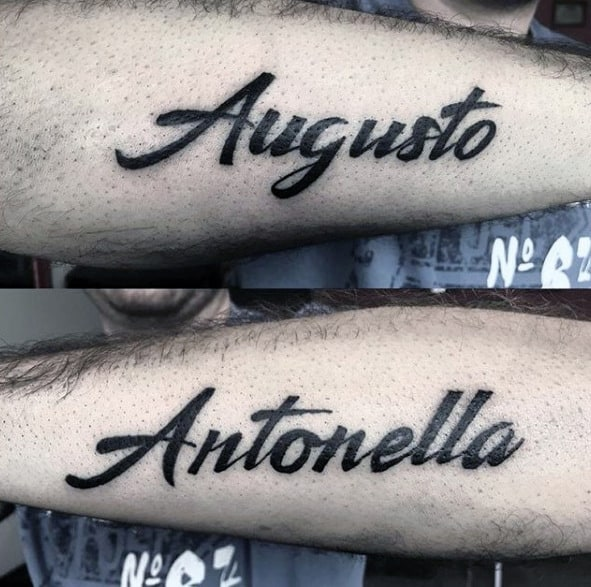 Tattoo Kind Name