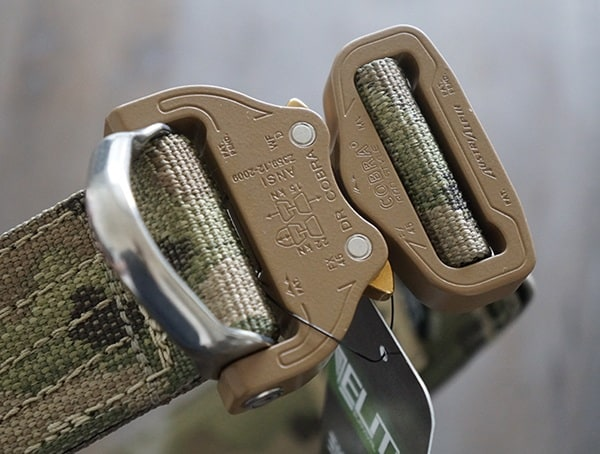 Austri Alpin Cobra Buckle Elite Survival Systems Riggers Belt
