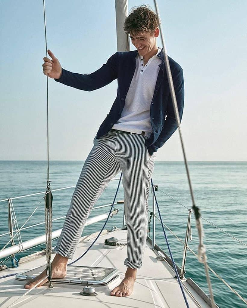 Authentic Nautical Fashion