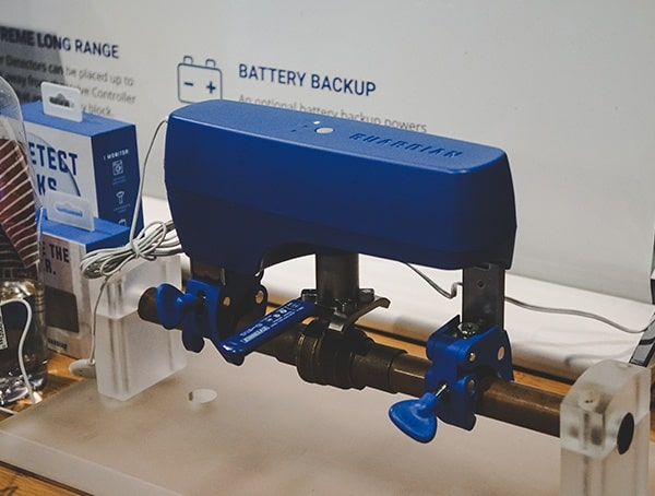 Automatic Water Shutoff Leak Detection System Nahb 2019 Show