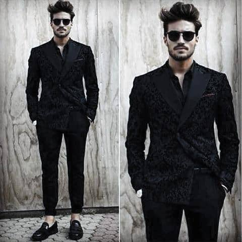 Awesome All Black Outfits Mens Styles
