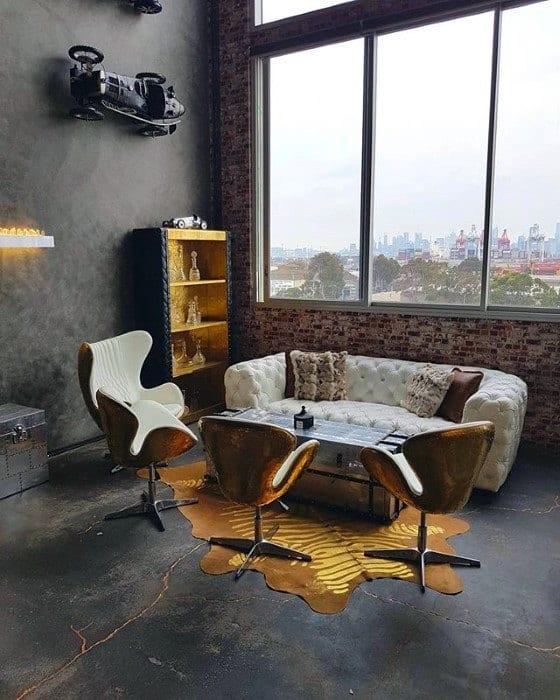 Awesome Bachelor Pad Furniture Design Ideas