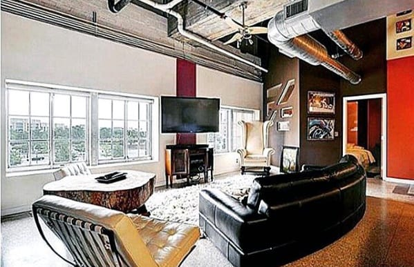 Awesome Bachelor Pad Furniture Lounge Ideas For Guys