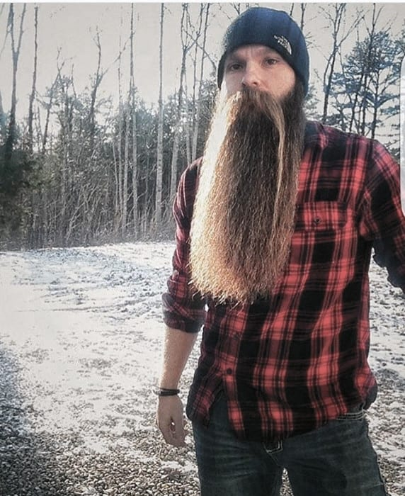 Awesome Beard Stlye Ideas For Gentlemen
