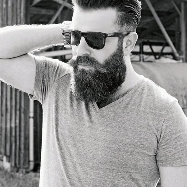 Awesome Beard Styles Guys