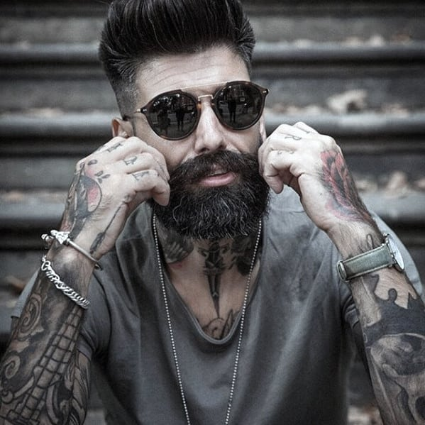 Awesome Beard Styles Male