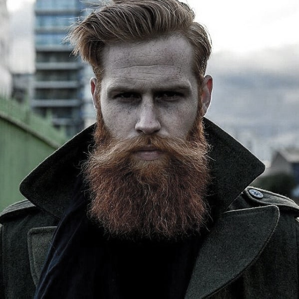 Awesome Beard Styles Men
