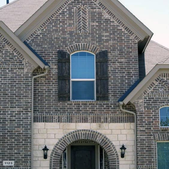 Awesome Brick And Stone Exterior Cladding Ideas