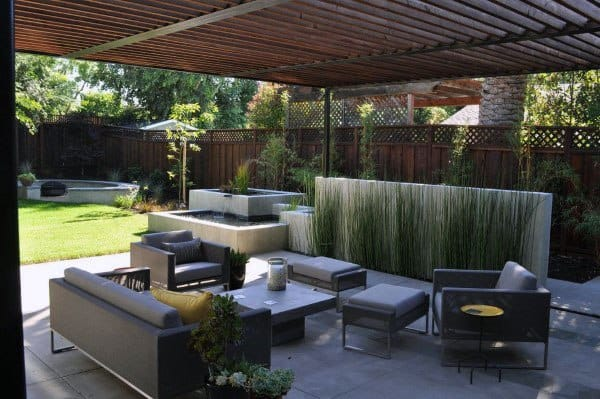 Awesome Concrete Patio Ideas