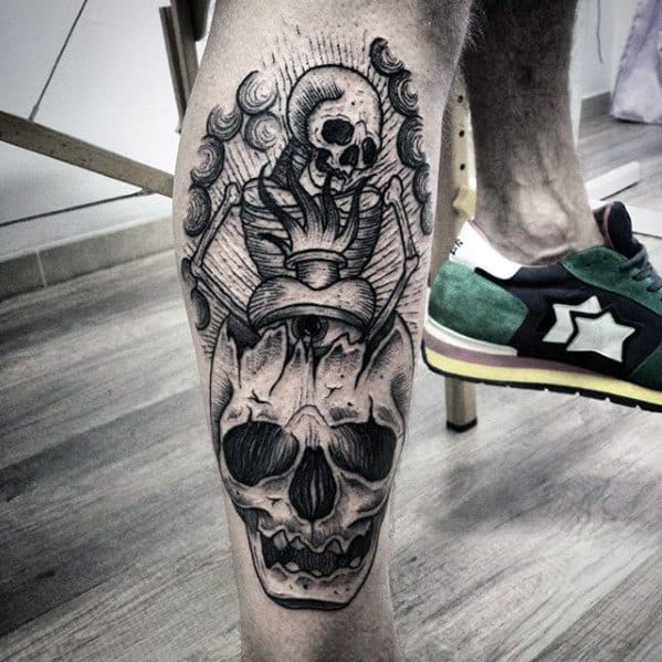 Awesome Esoteric Tattoos For Men