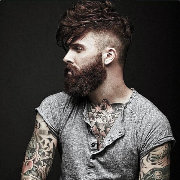 Awesome Facial Hair Cool Male Beard Style Ideas