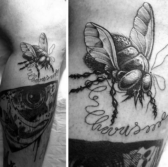 Awesome Fly Tattoos For Men
