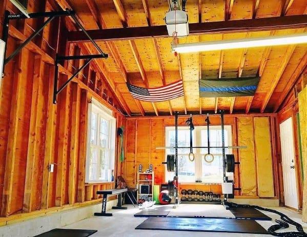 Awesome Garage Gym Ideas