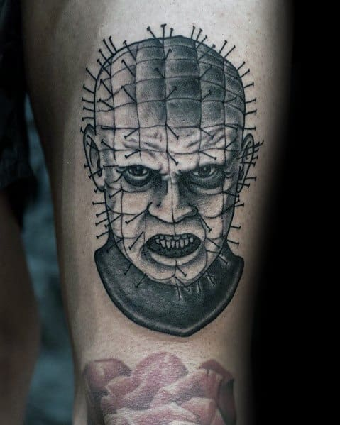 Awesome Hellraiser Tattoos For Men